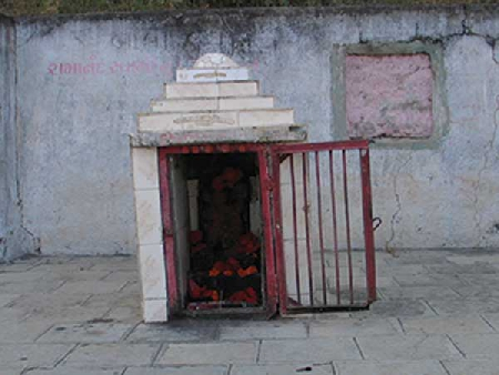 Ramanand swami nu varshisthan (The Place of Death Annivarsary of Ramanand Swami)